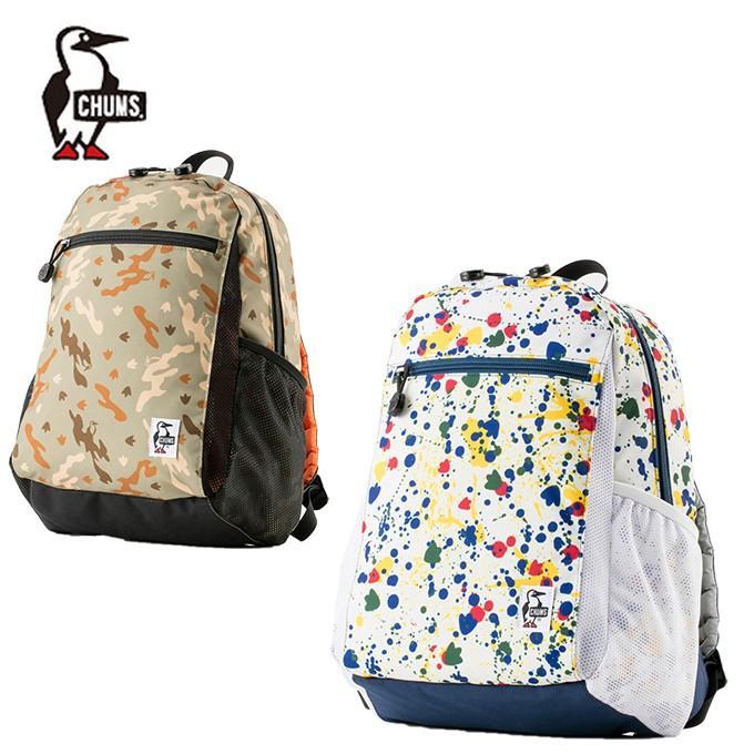 チャムス CHUMS バックパック ジュニア Kid's Eco Day Pack キッズ エコデイパック CH60-2534 od