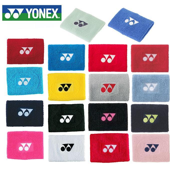 ヨネックス 直営ストア 最安値に挑戦 テニス バドミントン リストバンド 1ヶ入 YONEX AC488