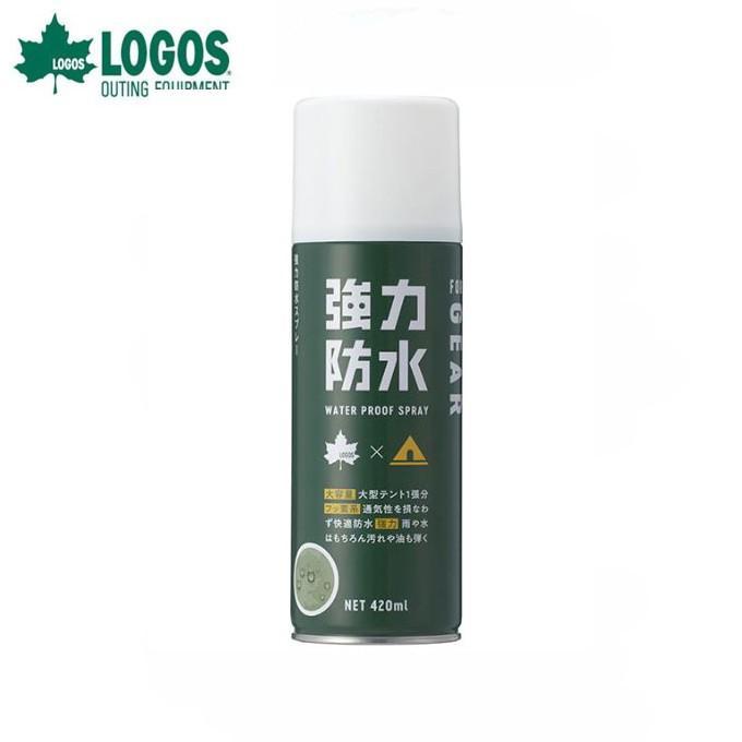 特価品コーナー☆ ロゴス テントアクセサリー 強力防水スプレー LOGOS 84960001 《週末限定タイムセール》 420Ml