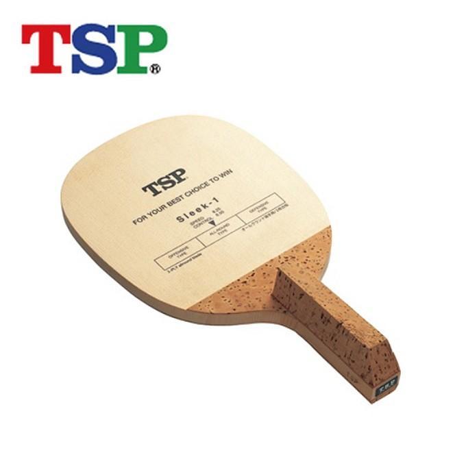 ティーエスピー 卓球ラケット ペンタイプ 日本式 TSP 無料 お値打ち価格で スリーク 1 021432