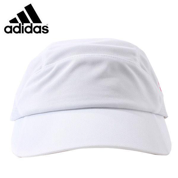 アディダス UVカット ランニングキャップ (A96053) ランニング 帽子 (メンズ・レディース)