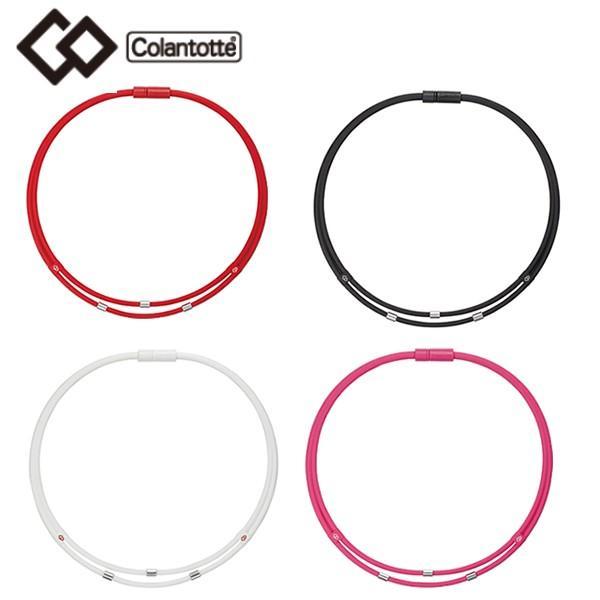 通常便なら送料無料 コラントッテ 磁気ネックレス メンズ レディース ワックルネックTWIN ABAAU Colantotte 売買