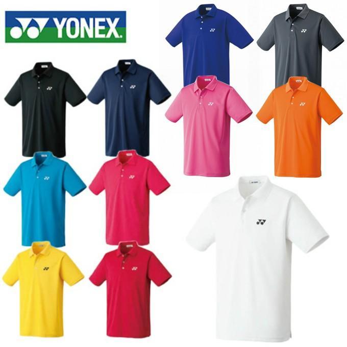 初売り ヨネックス テニスウェア バドミントンウェア ゲームシャツ 激安超特価 メンズ 10300 レディース YONEX ポロシャツ 日本バドミントン協会審査合格品
