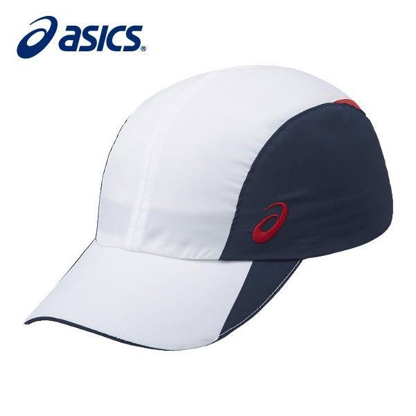 アシックス クロスキャップ (XTC217 01) ランニングキャップ(帽子)