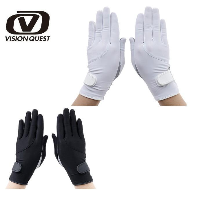 5bac65db98683 ビジョンクエスト VISION QUEST テニス 手袋 メンズ・レディース UPF50+ ...