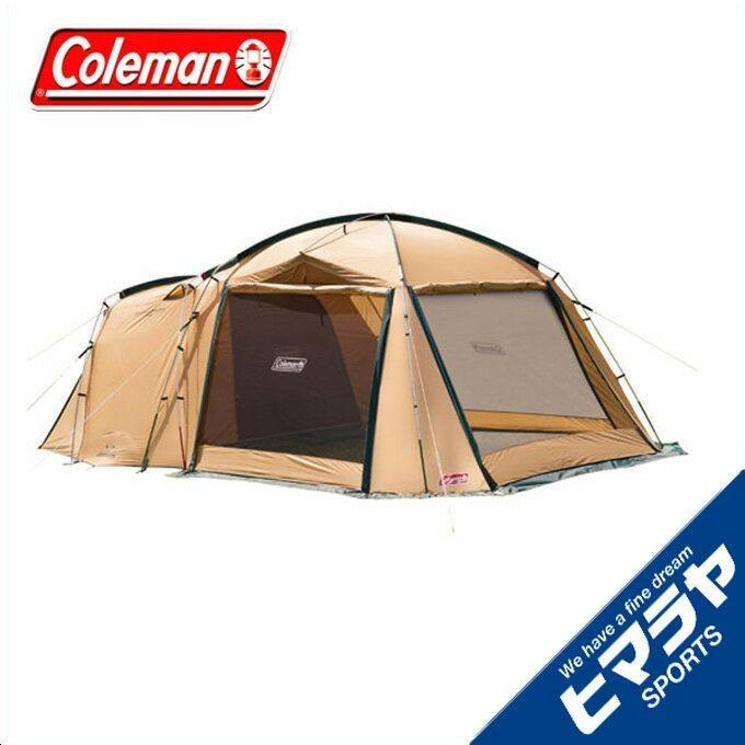 コールマン テント 大型テント タフスクリーン2ルームハウス 2000031571 Coleman
