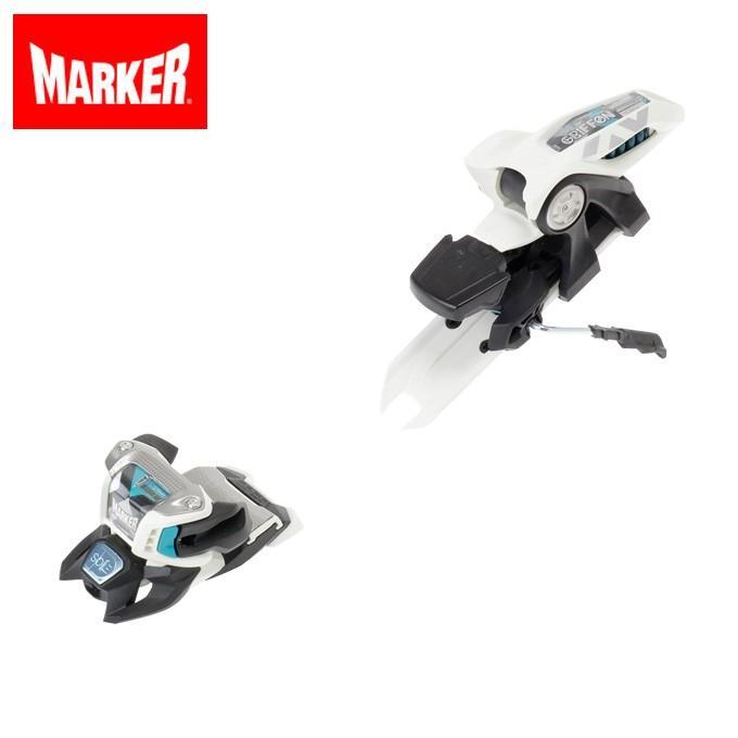 お気に入りの マーカー MARKER スキービンディング メンズ レディース GRIFFON 13 ID 90mm 7524Q1GD, デジタルプリントPAO aec68ad1