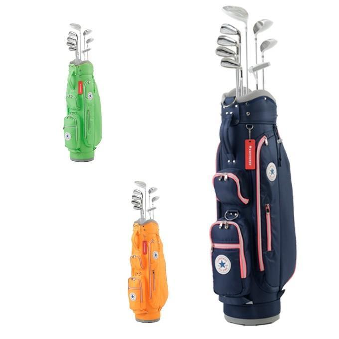 パリス PARIS ゴルフ セットクラブ レディース CONVERSE×PARIS Lセット LAFILLE L-SET 2x4+UT+PT+CB