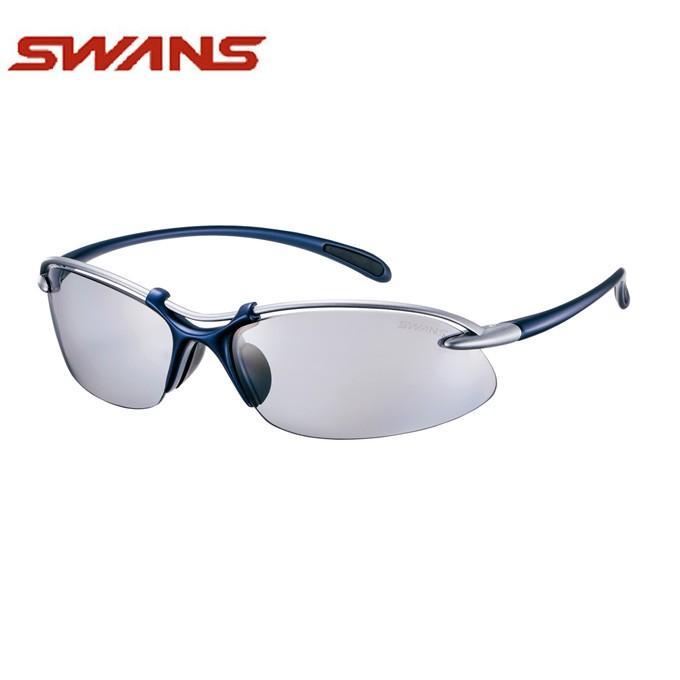 スワンズ 偏光サングラス エアレス 最新 ウェイブ SWANS SA-519 正規取扱店 偏光レンズモデル