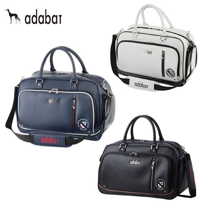 アダバット adabat ゴルフ メンズ ボストンバッグ ABB301