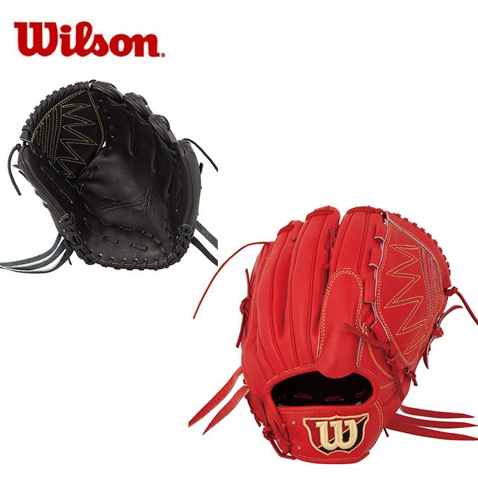 ウイルソン Wilson 野球 硬式グラブ 投手用 メンズ 硬式用 ウイルソンスタッフDUALデュアル投手用 WTAHWRD1B