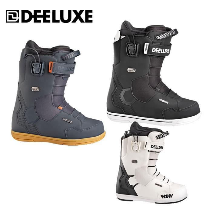 ディーラックス DEELUXE スノーボードブーツ ひもタイプ メンズ アイディー ID 7.1 TF