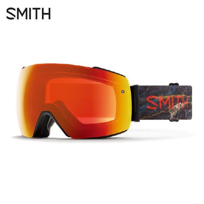 スミス スキー スノーボード ゴーグル メンズ レディース IO アジアンフィット ケース スペアレンズ付 I/O MAG SAGE CATTABRIGA-ALOSA AC SMITH