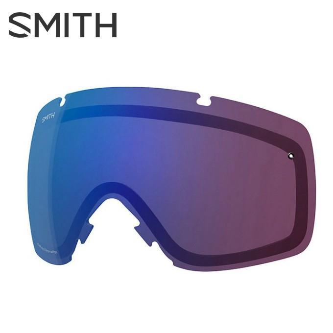 スミス SMITH スキー スノーボードゴーグル ゴーグルレンズ I/O CP PHOTO ROSE FLASH