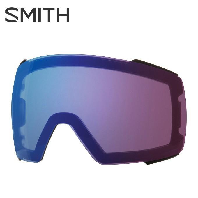 スミス SMITH スキー スノーボードゴーグル ゴーグルレンズ I/O MAG CP PHOTO ROSE FLASH