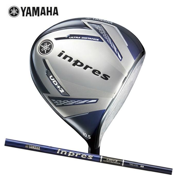 ヤマハinpres UD+2 ドライバー オリジナルカーボン TMX-419Dシャフト インプレス YAMAHA ゴルフクラブ メンズ 即納