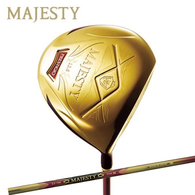 マジェスティ MAJESTY ゴルフクラブ ドライバー レディース MAJETSTY PRESTIGIO X LADIES Driver マジェスティ プレステジオ テン レディス ドライバー