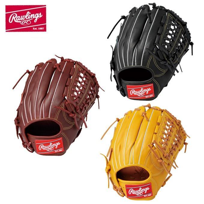 ローリングス Rawlings 野球 一般軟式グラブ オールラウンド用 メンズ HYPER TECH ハイパーテック GR9HTN62