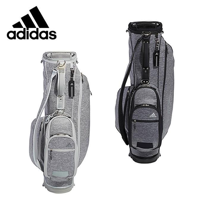 アディダス スタンドキャディバッグ メンズ コーティングヘザースタンドバッグ XA234 adidas