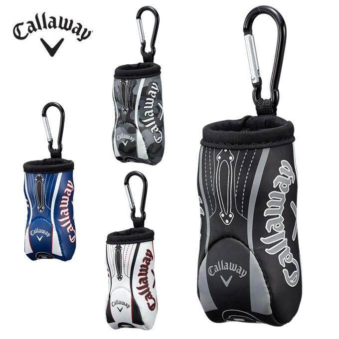 キャロウェイ 人気ブランド多数対象 ボールポーチ メンズ ゴルフ バッグ モチーフ Callaway ケース 19 ボール ギフト JM