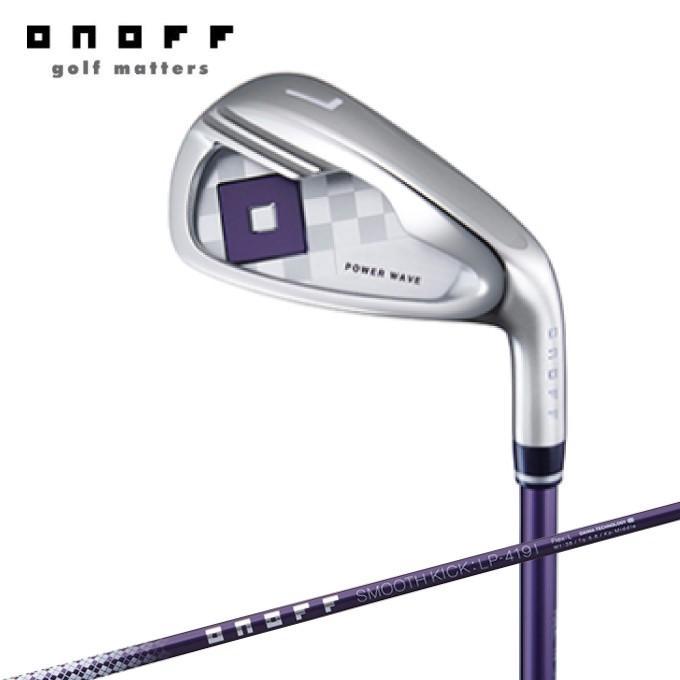 オノフ ONOFF ゴルフクラブ アイアンセット 5本組 レディース アイアン レディ 標準仕様 ONOFF IRON LADY