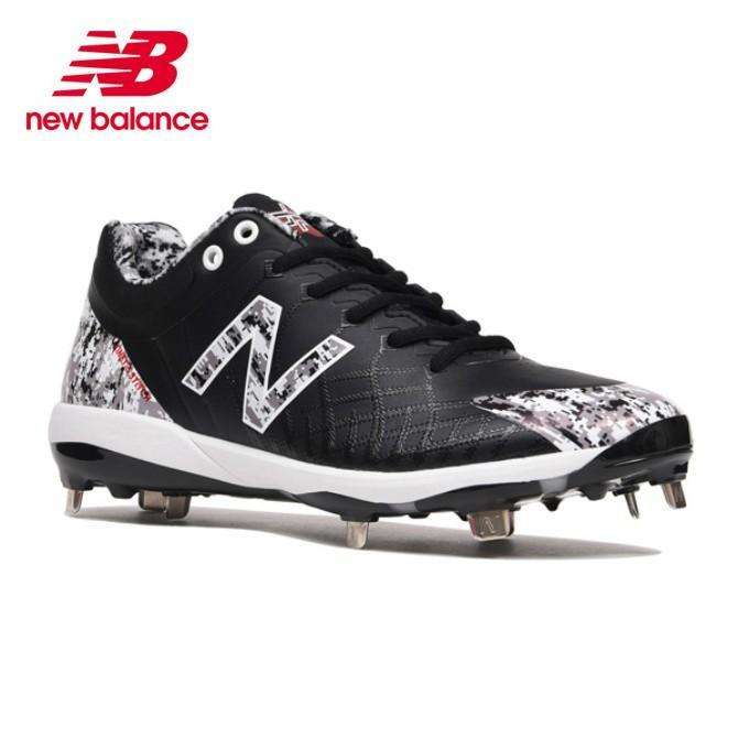 ニューバランス 野球 金具スパイク メンズ エルフォーティーフォー ティー L4040PK5 D new balance