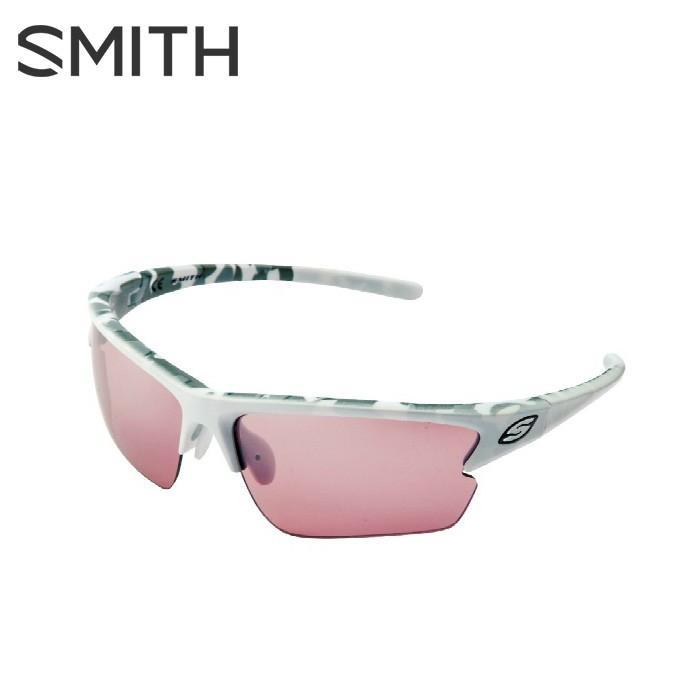スミス SMITH サングラス メンズ レディース Reactor MK II 白い Camo リアクター ホワイト カモ REACTOR MK2 白いCAMO/IGN