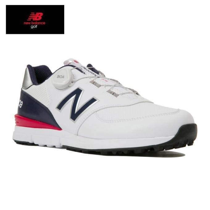 ニューバランス ゴルフシューズ スパイクレス メンズ MGBS574 V2 MGBS574T D new balance