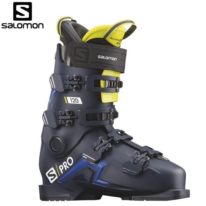サロモン スキーブーツ メンズ バックルブーツ S/PRO 120 salomon