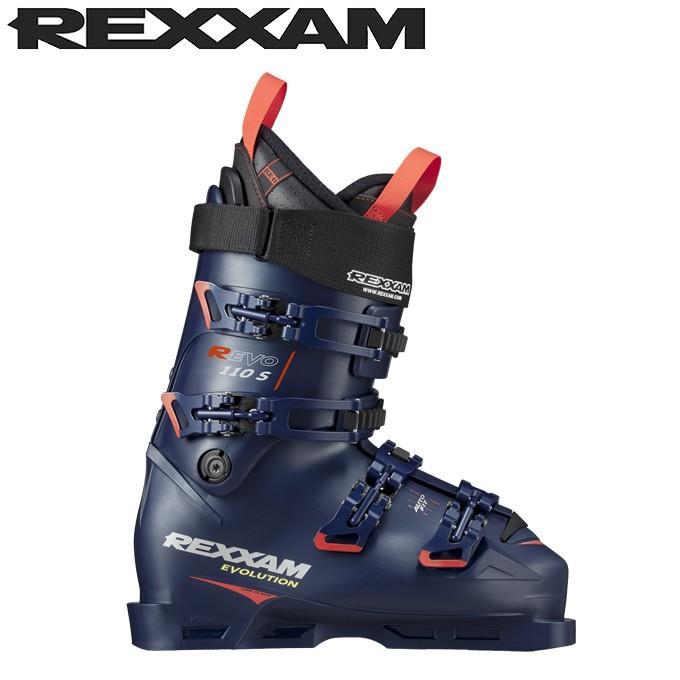 レグザム REXXAM スキーブーツ メンズ レディース R-エボ 110S R-EVO 110S BX-H