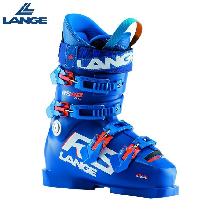 ラング LANGE スキーブーツ メンズ レディース バックルブーツ RS 110 SC