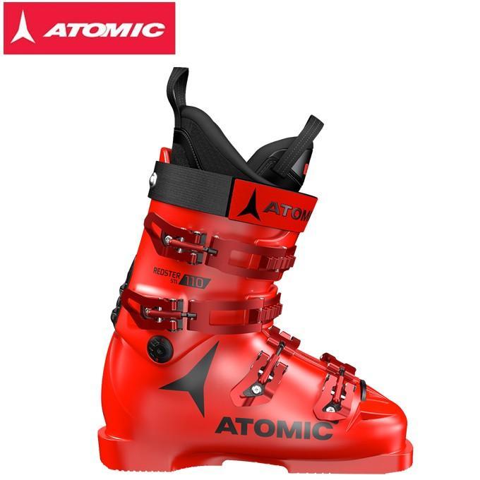 アトミック ATOMIC スキーブーツ メンズ レディース レッドスター 赤STER STI 110