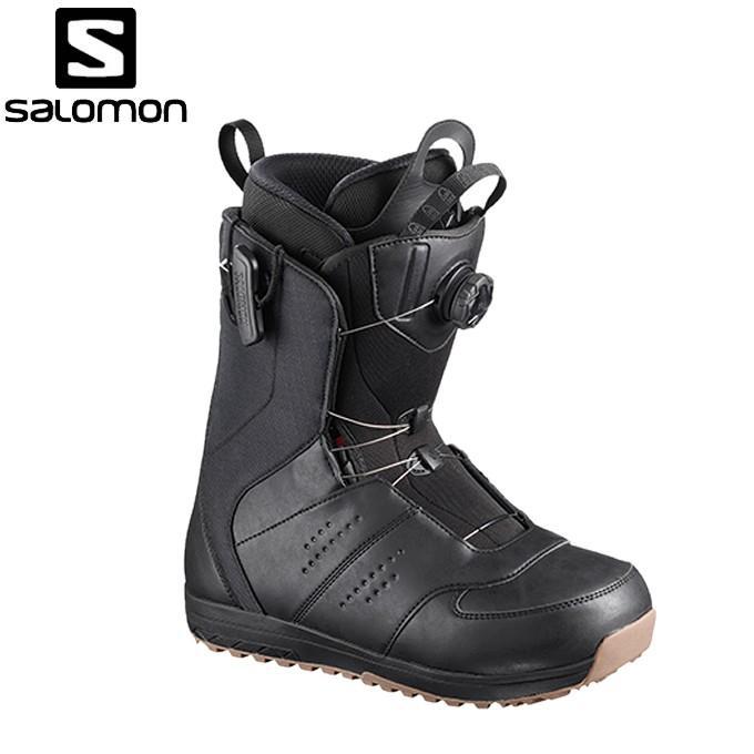 サロモン スノーボードブーツ ダイヤルタイプ メンズ ランチ ボア LAUNCH BOA SJ 402236 salomon