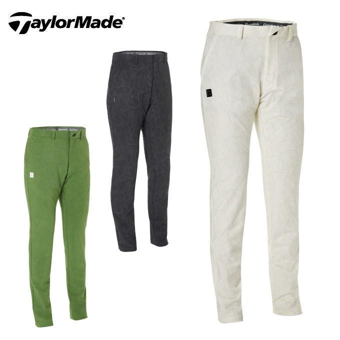 テーラーメイド TaylorMade ゴルフウェア ロングパンツ メンズ グラフィックテーラードパンツ KY492