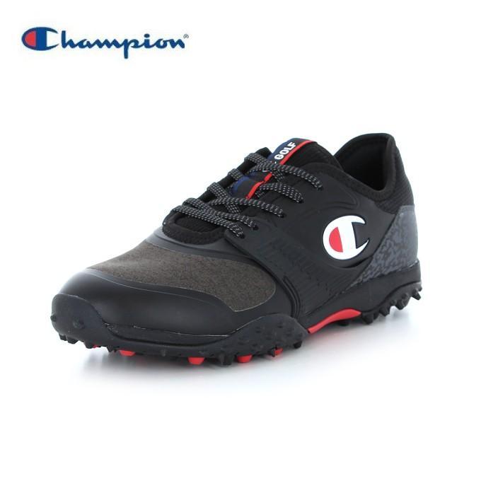 チャンピオン Champion ゴルフシューズ スパイクレス メンズ CP GL015 ラウンドコート SPN 55170156