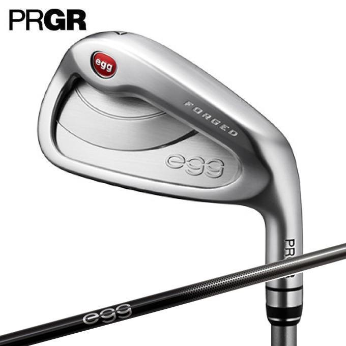プロギア PRGR ゴルフクラブ 単品アイアン メンズ ニューエッグ フォージド CB NEW egg FORGED アイアン