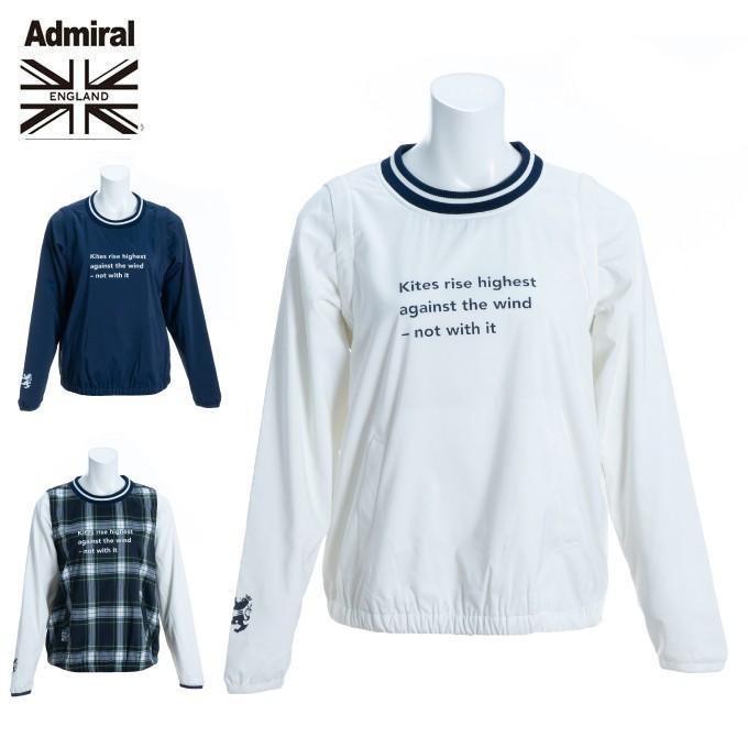 アドミラル Admiral ゴルフウェア ブルゾン レディース ストレッチタフタ2WAYスニード ADLA975