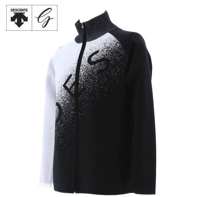 デサントゴルフ DESCENTE GOLF ゴルフウェア セーター メンズ ストレッチポーラテックアルファセーター DGMOJL09