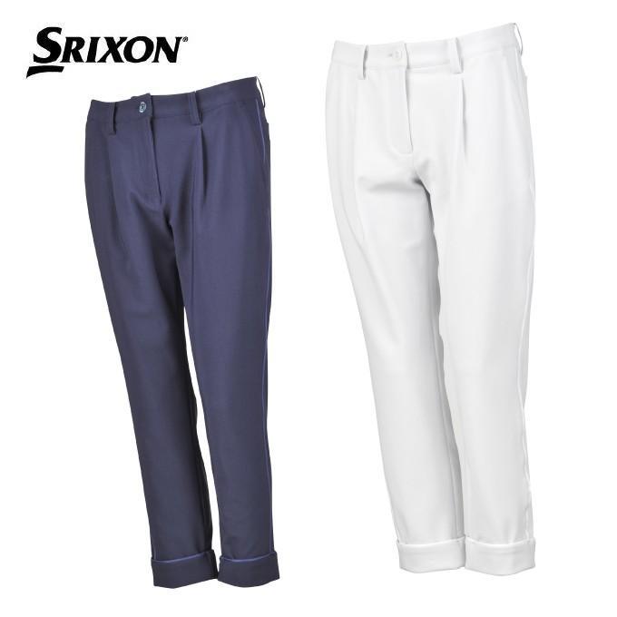 スリクソン SRIXON ゴルフウェア ロングパンツ レディース 9分丈ハイテンションストレッチパンツ RGWOJD02