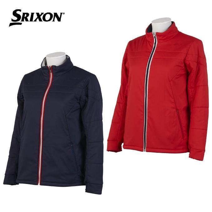 スリクソン SRIXON ゴルフウェア ブルゾン レディース パディングジャケット RGWOJK01