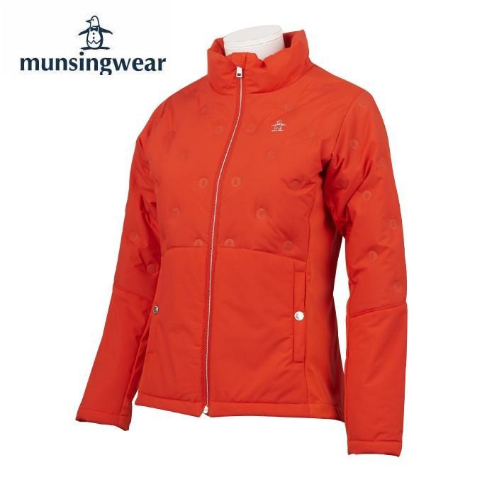 マンシング Munsingwear ゴルフウェア ブルゾン レディース ヒートナビダウンブルゾン MGWOGK03
