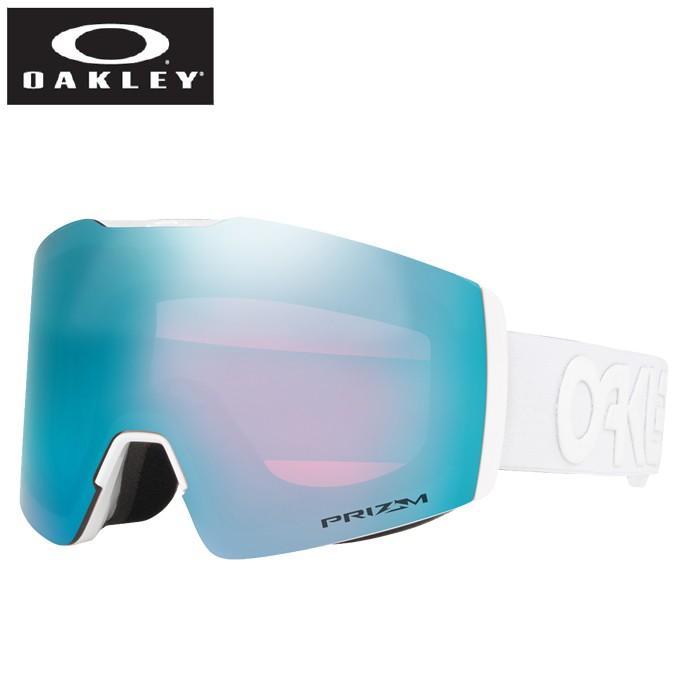 オークリー スキー スノーボードゴーグル メンズ レディース FALL LINE XM PZ フォールライン プリズム OO7103-06 OAKLEY