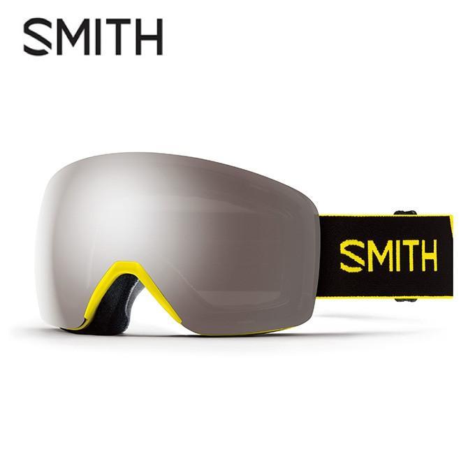スミス SMITH スキー スノーボードゴーグル GOGGLE スカイライン ストリート イエロー メンズ レディース Skyline Street 黄