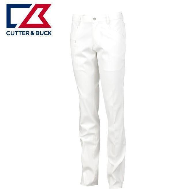 カッター&バック CUTTER&BUCK ゴルフウェア ロングパンツ メンズ ゴルパン綿ツイルパンツ CGMOJD02