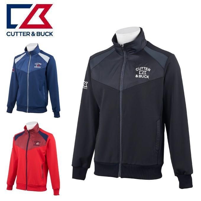 カッター&バック CUTTER&BUCK ゴルフウェア ジャケット メンズ ダブルフェースジャケット CGMOJL51