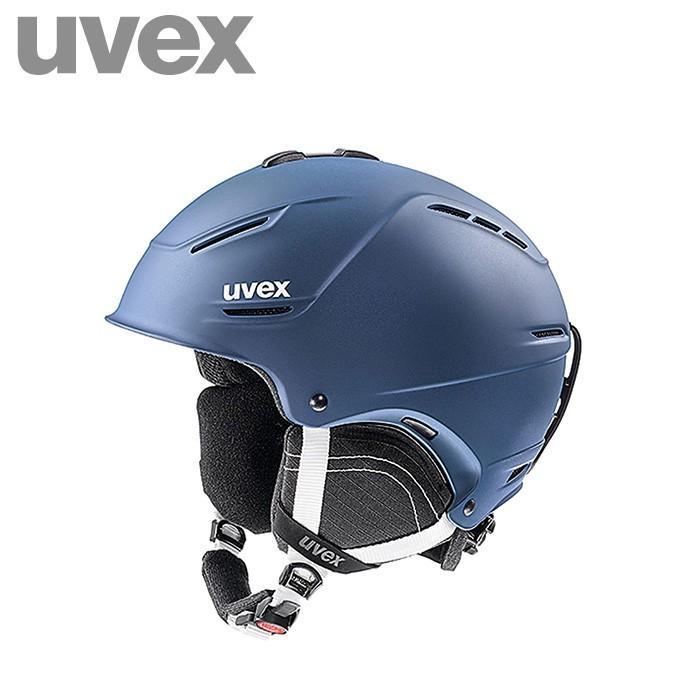 ウベックス uvex スキー スノーボードヘルメット メンズ レディース P1US 2.0 56.6.211.4007