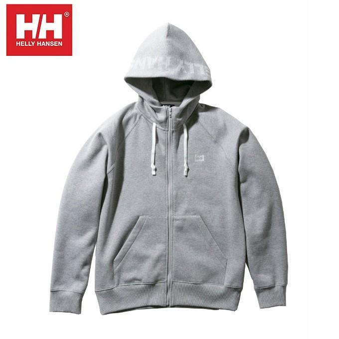 ヘリーハンセン HELLY HANSEN スウェットパーカー メンズ HHロゴフルジップスウェットフーディー HE31967 Z