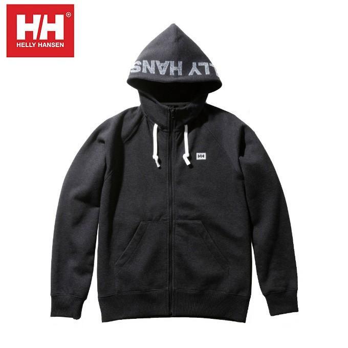 ヘリーハンセン HELLY HANSEN スウェットパーカー メンズ HHロゴフルジップスウェットフーディー HE31967 ZK