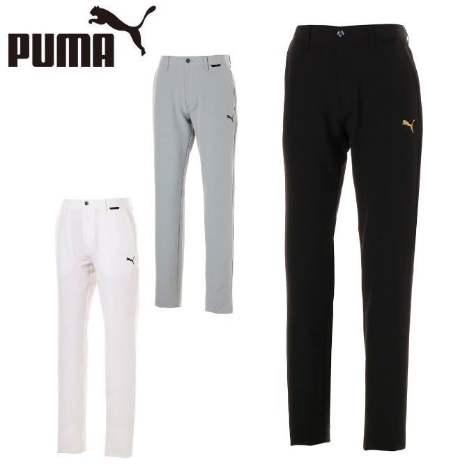 プーマ ゴルフウェア ロングパンツ メンズ ジェネラル テーパード パンツ 923910 PUMA