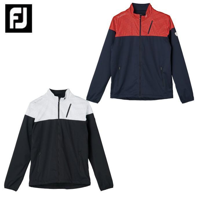 フットジョイ FootJoy ゴルフウェア ジャケット メンズ FJソフトシェルジャケット FJ-F19-O13